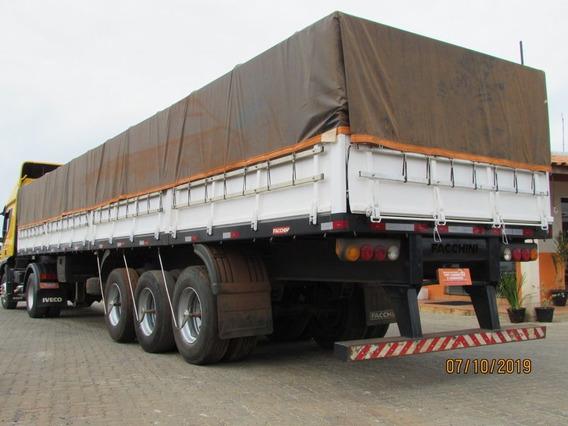 Carreta Graneleira C/ Pneus 4x2 12,5m