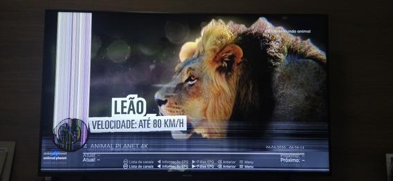 Tv Samsung 65 Imagem 4k Com Risco Na Tela