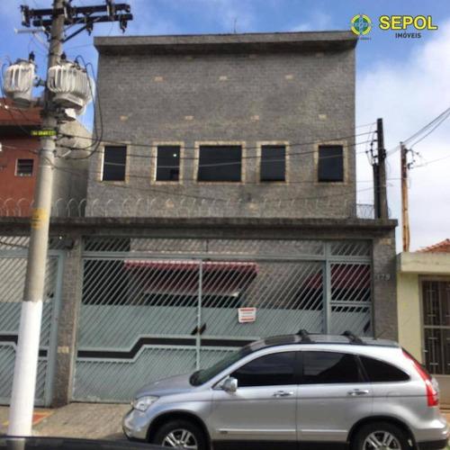 Prédio À Venda, 863 M² Por R$ 2.199.000,01 - Vila Nova York - São Paulo/sp - Pr0009
