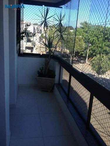 Apartamento Com 2 Quartos Na Mata Da Praia. - Ap1042