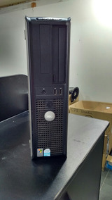 Cpu 320 Dell Optiplex Hd 250gb/ram2gb (3462)