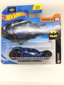 Hot Wheels - The Dark Knight Batmobile