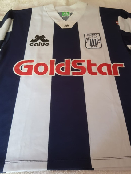 Camiseta Alianza Lima 1994 #16