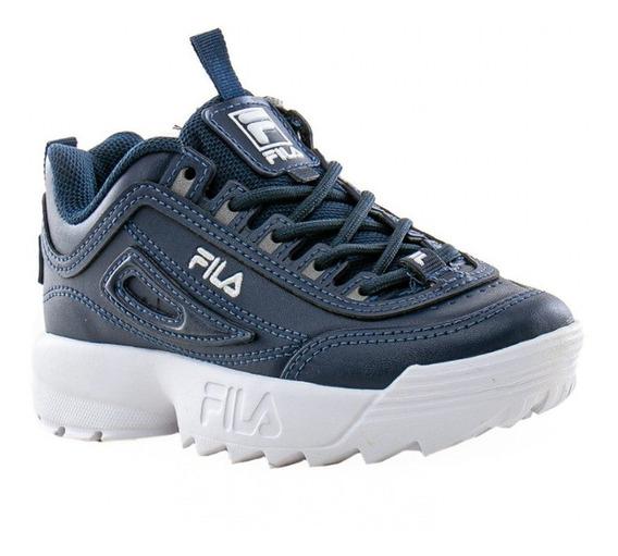 Zapatillas Fila Disruptor Kids