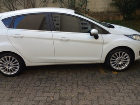 New Fiesta 1.0 Ecoboost Turbo Titatinum 125 Cv