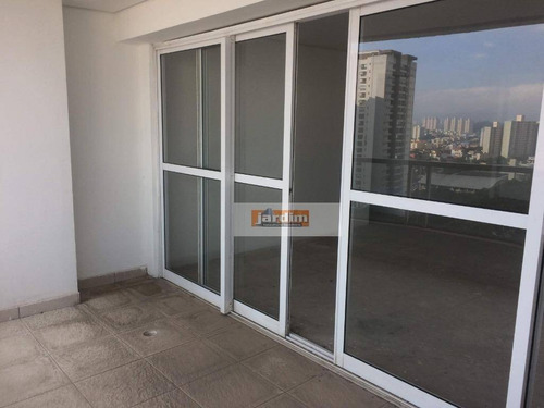***local Privilegiado ***apartamento Com 3 Dormitórios À Venda, 135 M² Por R$ 850.000 - Baeta Neves - São Bernardo Do Campo/sp - Ap6229