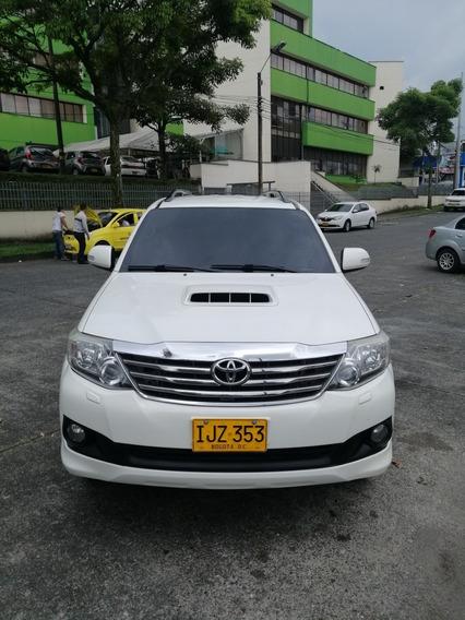 Toyota Fortuner Fortuner D4d Srv