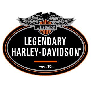 Emblema Adesivo Harley Davidson Ha001