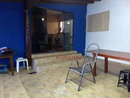 Imagem 1 de 21 de Casa À Venda, 115 M² Por R$ 245.000,00 - Parque Jaraguá - Bauru/sp - Ca3260