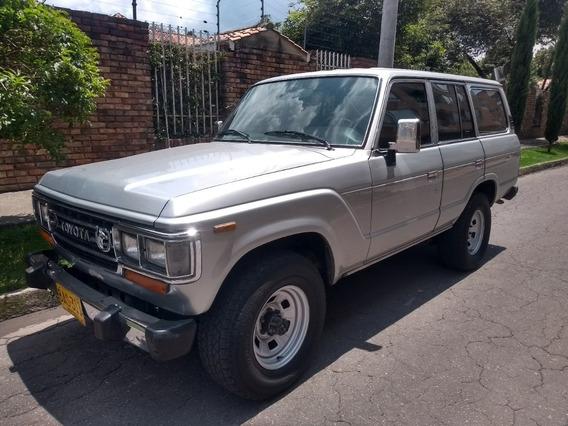 Toyota Land Cruiser Fj 60 Automatica 1988