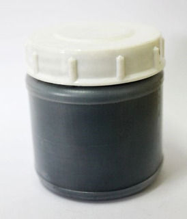 Polvo Negro Revelado Huellas Dactilares X 120 Cc