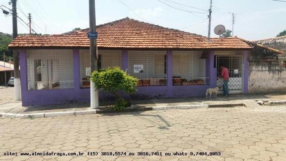 Casa Para Venda Em Itapetininga, Vila Maximo, 4 Dormitórios, 1 Suíte, 4 Banheiros, 1 Vaga - 1157