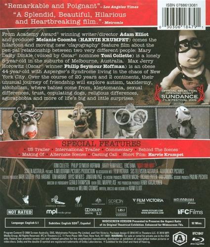 Mary Max Blu Ray Importado C20 Mercado Libre