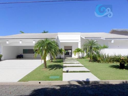 Imagem 1 de 30 de Casa A Venda Condomínio Jardim Acapulco - Guarujá. - Ca1401