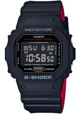 Relógio Digital Casio Masculino G-shock Dw 5600hr-1dr