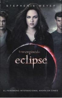 Libro 3. Eclipse Crepusculo De Stephenie Meyer