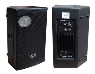 Bafle Potenciado Gbr Pl 830 Power Platinum Pro 500w Titanium