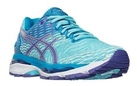 Zapatillas Asics Nimbus 18 Running Mujer Hollywood Sports
