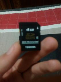 Cartao De Memoria Memory Card Sdhc