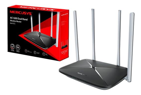 Router 4 Antenas Dual Band 2.4ghz 5ghz Ac1200 Archer C5 Bagc