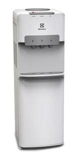 Dispensador De Agua Electrolux Eqs20c3musw Con Gabinete Blan