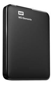 Disco Rigido Externo 2tb Wd Westen Digital Elements Mexx 3