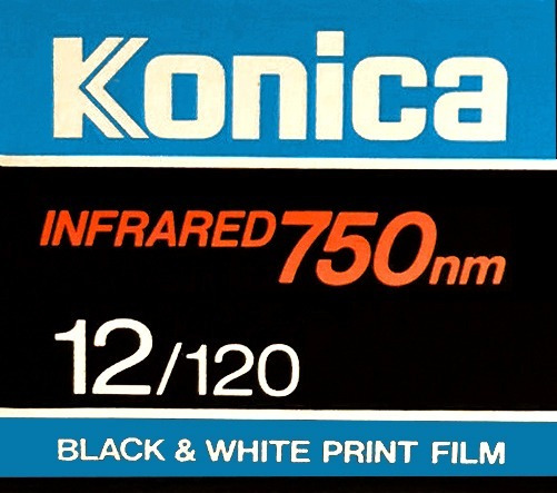 Quatro Filmes 120: 2 Delta3200 / 1 Konica Infra / 1 Sfx200