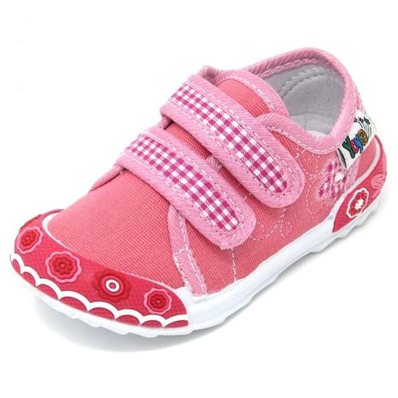 Zapatos Niñas Yoyo L9030 Negro 19-24. Envío Gratis