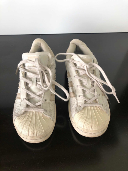 adidas superstar blancas 34
