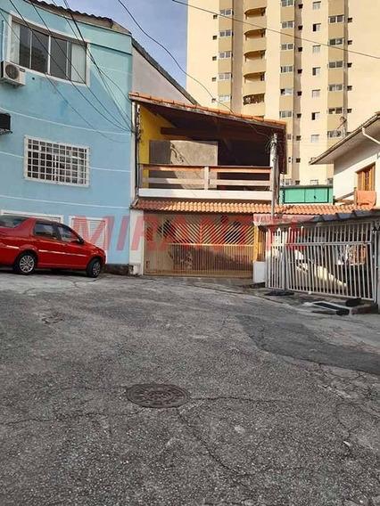 Sobrado Em Santana - São Paulo, Sp - 326761