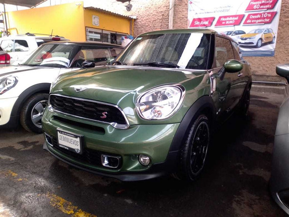 Mini Paceman 1.6 3p S Hot Chili L4 T Man Mt 2015