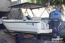 Lancha Bermuda Safari 550 Con Motor Yamaha 70 Hp 4 Tiempos