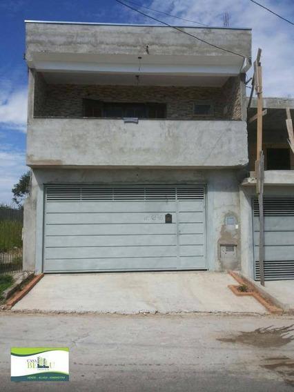 Casa Com 3 Dormitórios À Venda, 200 M² Por R$ 350.000 - Jardim Santo Antonio - Franco Da Rocha/sp - Ca0466