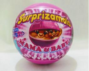 Surprizamals Mama And Baby (mamãe E Filhote) Toyng