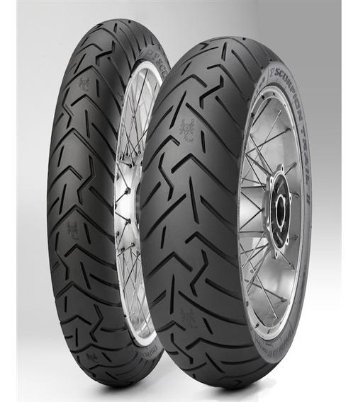 Kit De Pneus 160/60-17 + 120/70-17 Pirelli Scorpion Trail 2
