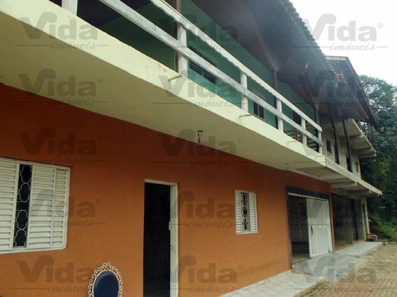 Casa De Condomínio À Venda Em Moreira - Mairinque - 25186