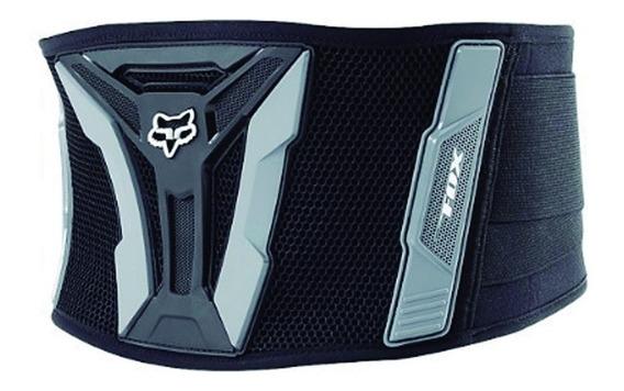 Faja Lumbar Fox Black Belt Atv Mx Enduro Marelli Sports