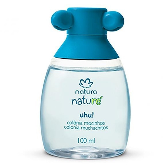 Natura Perfume Mocinhos Uhu Nature Infantil 100ml