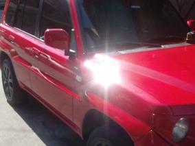 Pajero Tr4 4x4 Flex Transm. Manual Carro De Garagem Zero