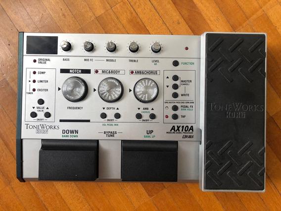 Pedalera Para Guitarra Acustica - Modeling Signal Processor