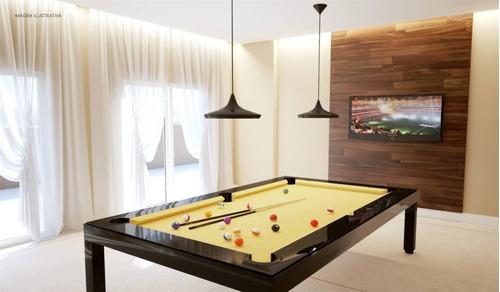 Imagem 1 de 11 de Apartamento, 2 Dorms Com 65.13 M² - Forte - Praia Grande - Ref.: Mgq441 - Mgq441