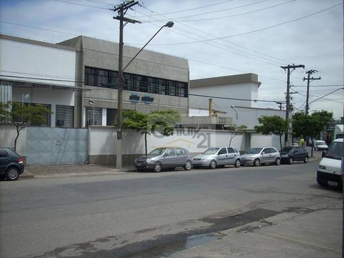 Imagem 1 de 19 de Galpão Para Alugar, 6500 M² Por R$ 130.000,00/mês - Água Branca - São Paulo/sp - Ga0004