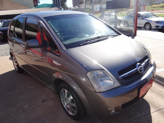 Chevrolet Meriva 1.8 Mpfi Cd 8v Flex 4p Manual