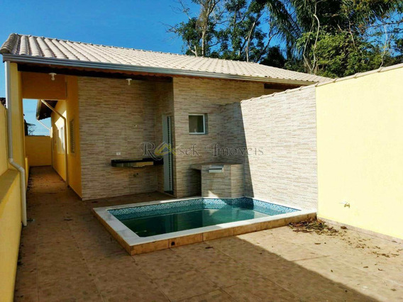 Casas Novas Lado Praia Com Piscina - Cod: 234 - V234