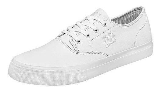 Tenis Hombre Pk 89211 Dc Shoes Blanco
