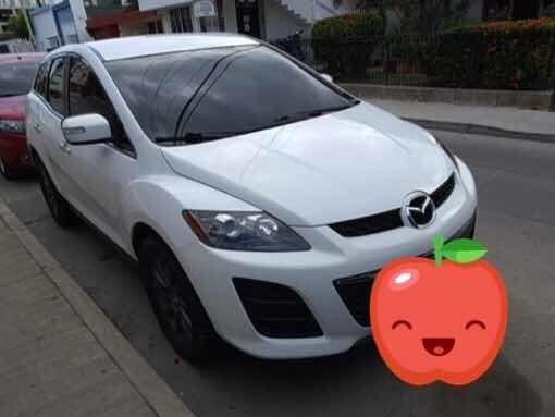 Mazda Cx-7 2.500