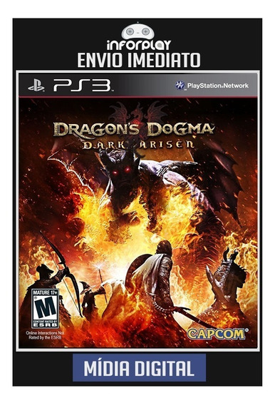 Dragon Dogma Dark Arisen Ps3 Psn Envio Imediato