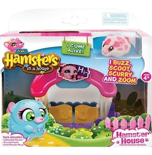 Hamster Small House Candide