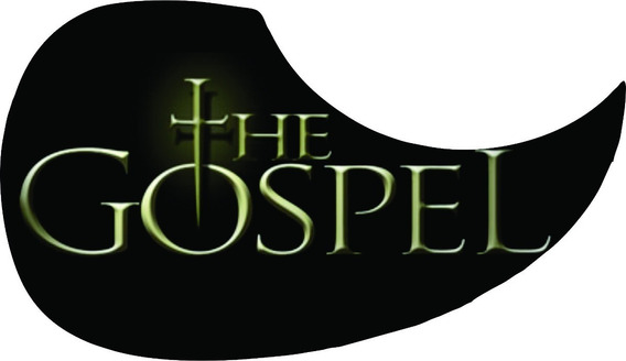 Escudo Para Violão Boca Oval Gospel