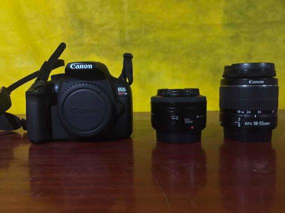 Câmera Fotográfica Cânon T6